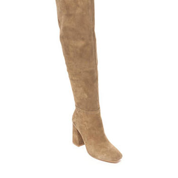Free People Liberty Over the Knee Boot
