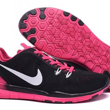 Women's Training Shoes: Nike Free TR FIT 5 Brthe Squadron Black/Pink