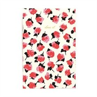 Black Stripe and Rose Kate Spade Notebooks- Set of 2