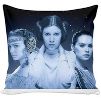 Female Heroics Of Star Wars