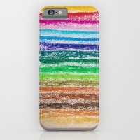 Pastels - for iphone iPhone & iPod Case by Simone Morana Cyla