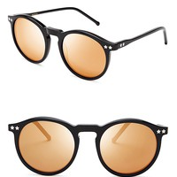 WILDFOXSteff Deluxe Mirror Sunglasses, 50mm