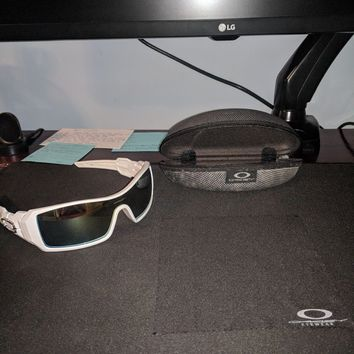 Mens polarized Oakley Sunglasses