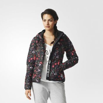 adidas Moscow Slim Printed Jacket - Multicolor | adidas US