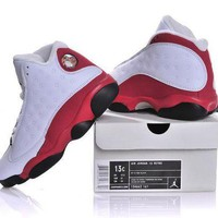 Air Jordan 13 Retro 134662-161 Kids Sneaker Shoe US 11C - 3Y