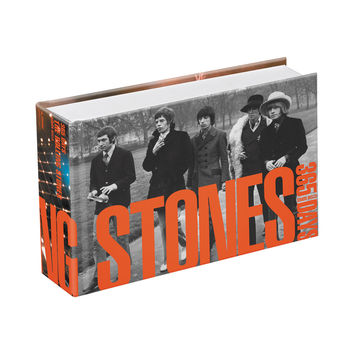 Rolling Stones: 365 Days Hardcover Book