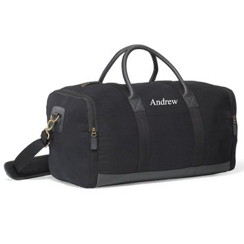 Personalized Heritage Supply Duffle Bag