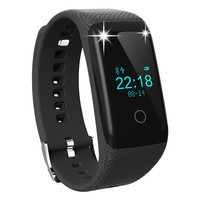 V16 Smart Watch Waterproof Bluetooth 4.0 Smart Wristband Bracelet Fitness Sports Tracker with Continuous Heart Rate Monitor