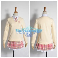 Noragami Gods God Of Poverty Kofuku Binbougami Suit Cosplay Costume Custom Made