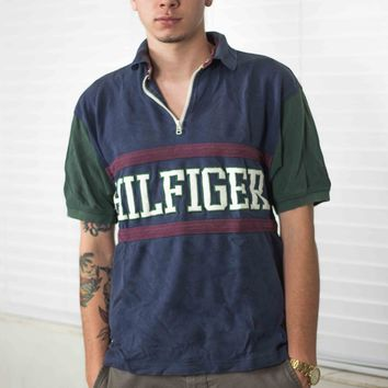 71c98b40 Best Vintage Tommy Hilfiger Shirt Products on Wanelo