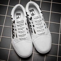 VANS X Patta Old Skool Flats Shoes Sneakers Sport Shoes