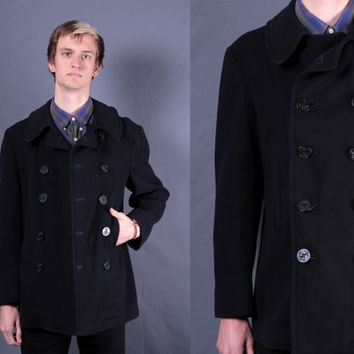 Mens pea coat us – Modern fashion jacket photo blog