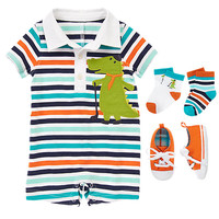 Gymboree.com - Newborn Outfits, Newborn Baby Boy Outfit at Gymboree