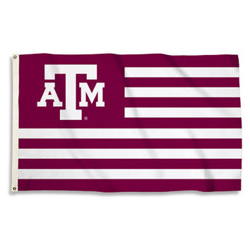 3 Ft. X 5 Ft. Flag W/Grommets Texas A & M Aggies - 35630