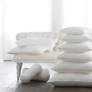 Down-Filled Pillow Inserts by Scandia Home