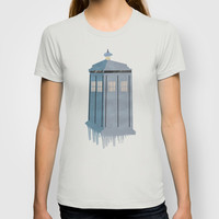The Police Box T-shirt by Anthony Londer