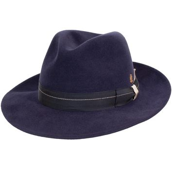 Orlando Suede Finish Fur Felt Fedora by Mayser