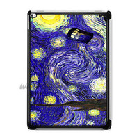 Starry Night Tardis Dr Who Painting iPhone cases iPad cases Samsung Galaxy Cases