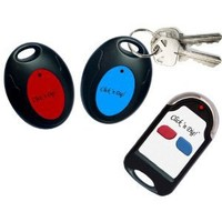 Click 'n Dig! Key Finder. 2 Receivers. Wireless RF Item Locator Remote Control, Pet, Wallet, Keyfinder. (Free Extra Batteries).