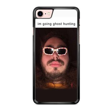Post Malone Going Ghost Hunting 1 iPhone 7 Case