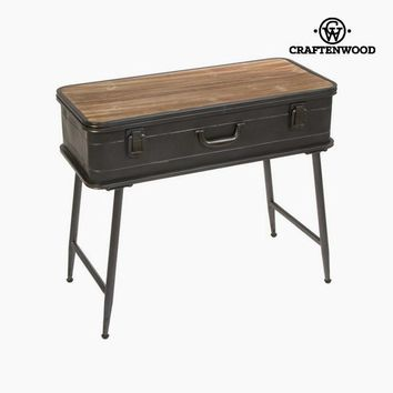 Industrial style console by Craftenwood