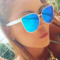 Fashion Women Men Sunglasses  Shades Hipster SunGlasses