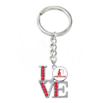 DST keychain Fortitude jewelry