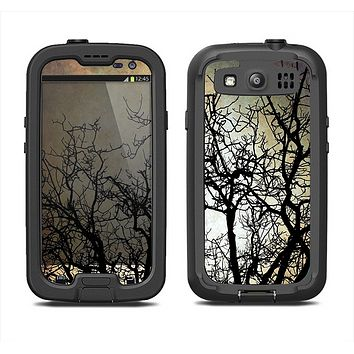 The Dark Branches Bright Sky Samsung Galaxy S3 LifeProof Fre Case Skin Set