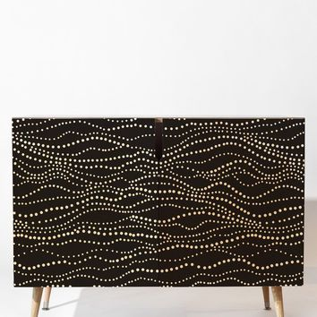 Heather Dutton Gossamer Midnight Credenza