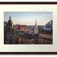 On top of George Square by Errne