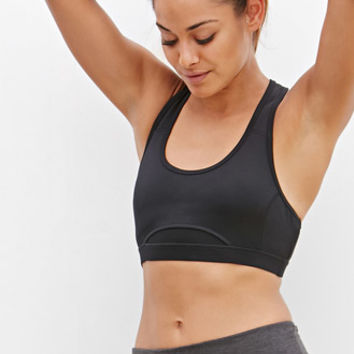 High Impact - Mesh-Back Sports Bra