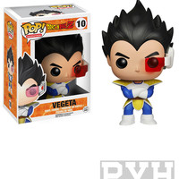 Funko Pop! Animation: Dragonball Z - Vegeta - Vinyl Figure