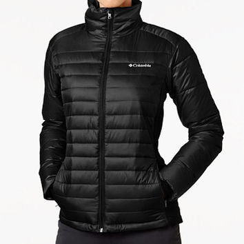 Columbia Powder Pillow Hybrid Jacket | macys.com