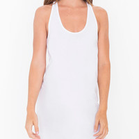 American Apparel Racerback Tank Dress