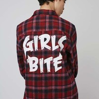 Girls Bite Plaid Shirt By Topshop Finds - New In