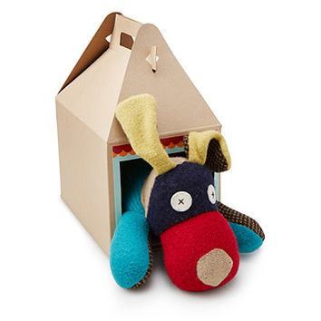 Scrappy the Dog DIY Kit | dog stuffed animal, recycled