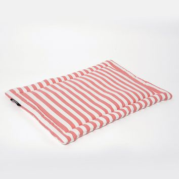 Stripey Soiree Lounge Mat Dog Bed