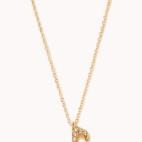 Sweet Musical Note Necklace