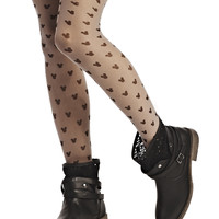 Mickey Mouse™ Tights | Wet Seal