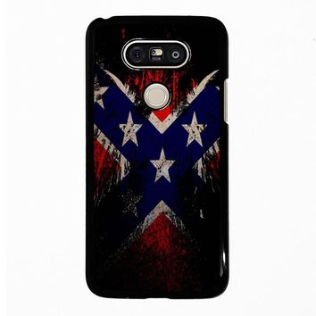 BROWNING REBEL FLAG LG G5 Case Cover