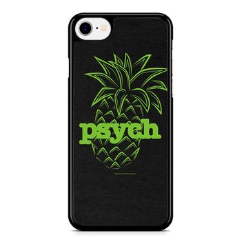 Psych Pineapple iPhone 8 Case