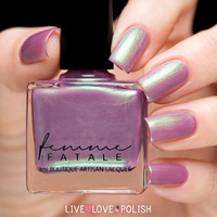 Femme Fatale Tiger Lily (Enchanted Tales Collection)
