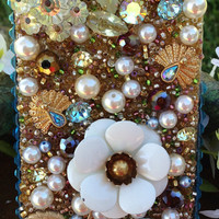 Fantastic Vintage Floral iPhone 5 Case