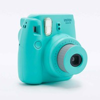 Fujifilm Instax Mini 8 Camera in Aqua - Urban Outfitters