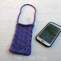 Mini Butterfly Phone Case - Knit Pattern PDF