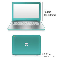 """NEW 11"""" and 14"""" HP Chromebook with HD display and a Samsung CPU! 