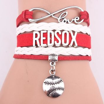 New Arrival Awesome Gift Great Deal Shiny Stylish Hot Sale Sports Alphabet Bracelet [22676701204]