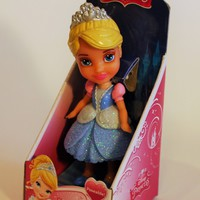 My First Disney Princess Sparkle Collection Mini Toddler Doll Cinderella