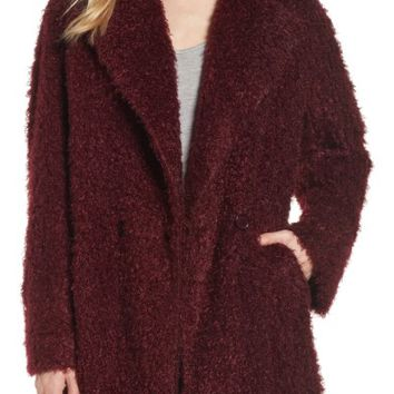 Charles Gray London Supersoft Teddy Faux Fur Coat | Nordstrom