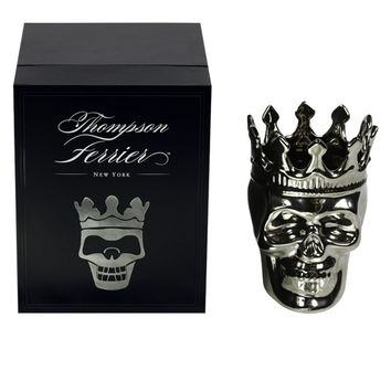 Thé Aroma Maximilien Skull Candle